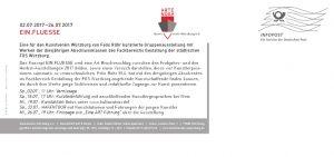 Einladung EIN.FLUESSE - RS